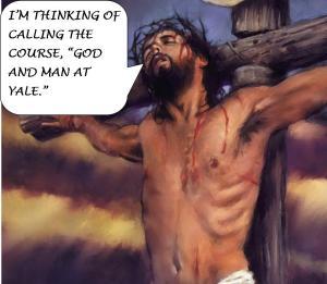 GOD N MAN AT YALE